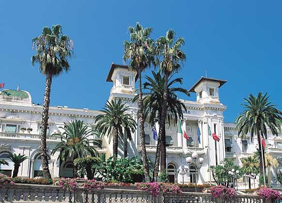 Sanremo: il Casino Sanremo: the Casino