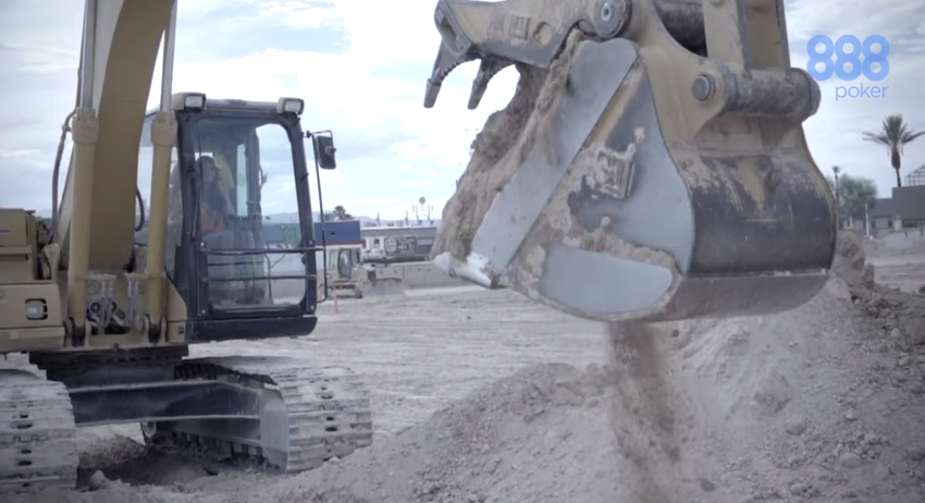 sofia digging